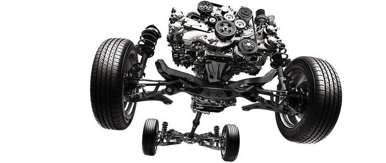 Subaru Subaru Technology Symmetrical Awd